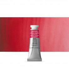 Winsor & Newton : Professional Watercolour : 14ml : Permanent Alizarin Crimson