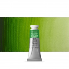 Winsor & Newton : Professional Watercolour : 14ml : Permanent Sap Green