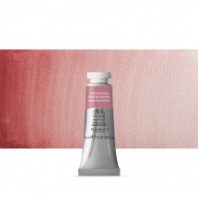 Winsor & Newton : Professional Watercolour Paint : 14ml : Potters Pink