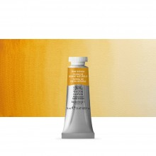 Winsor & Newton : Professional Watercolour Paint : 14ml : Raw Sienna
