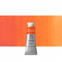 Winsor & Newton : Professional Watercolour : 14ml : Transparent Orange
