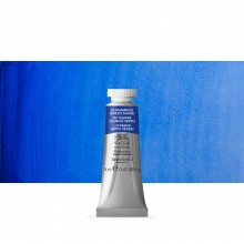 Winsor & Newton : Professional Watercolour Paint : 14ml : Ultramarine (Green Shade)