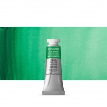 Winsor & Newton : Professional Watercolour Paint : 14ml : Winsor Green (Yellow Shade)