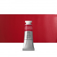 Winsor & Newton : Professional Watercolour Paint : 14ml : Winsor Red Deep