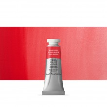 Winsor & Newton : Professional Watercolour : 14ml : Winsor Red