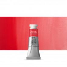 Winsor & Newton : Professional Watercolour Paint : 14ml : Winsor Red