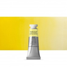 Winsor & Newton : Professional Watercolour Paint : 14ml : Winsor Yellow