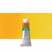 Winsor & Newton : Professional Watercolour : 14ml : Cadmium-Free Yellow Deep
