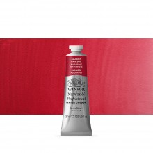 Winsor & Newton : Professional Watercolour Paint : 37ml : Alizarin Crimson