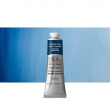 Winsor & Newton : Professional Watercolour Paint : 37ml : Antwerp Blue