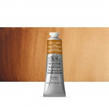 Winsor & Newton : Professional Watercolour : 37ml : Burnt Umber