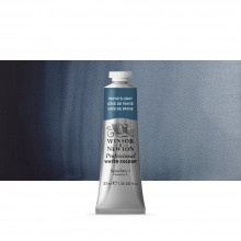 Winsor & Newton : Professional Watercolour : 37ml : Paynes Grey