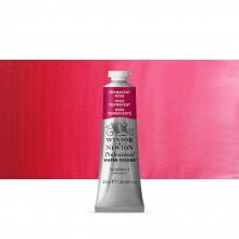 Winsor & Newton : Professional Watercolour Paint : 37ml : Permanent Rose