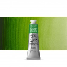Winsor & Newton : Professional Watercolour Paint : 37ml : Permanent Sap Green