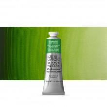 Winsor & Newton : Professional Watercolour : 37ml : Permanent Sap Green