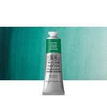 Winsor & Newton : Professional Watercolour Paint : 37ml : Viridian