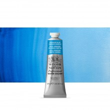 Winsor & Newton : Professional Watercolour Paint : 37ml : Winsor Blue Green Shade