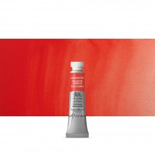 Winsor & Newton : Professional Watercolour Paint : 5ml : Cadmium Red