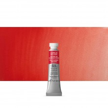 Winsor & Newton : Professional Watercolour Paint : 5ml : Cadmium Red Deep
