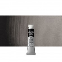 Winsor & Newton : Professional Watercolour Paint : 5ml : Lamp Black