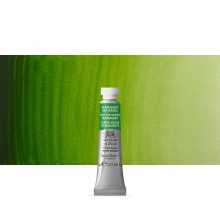 Winsor & Newton : Professional Watercolour : 5ml : Permanent Sap Green