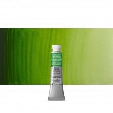 Winsor & Newton : Professional Watercolour Paint : 5ml : Permanent Sap Green