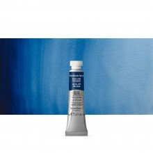 Winsor & Newton : Professional Watercolour Paint : 5ml : Prussian Blue