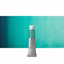 Winsor & Newton : Professional Watercolour Paint : 5ml : Winsor Green (Blue Shade)