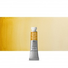 Winsor & Newton : Professional Watercolour Paint : 5ml : Yellow Ochre Light