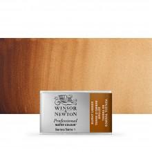 Winsor & Newton : Professional Watercolour : Full Pan : Burnt Umber