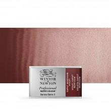 Winsor & Newton : Professional Watercolour Paint : Full Pan : Caput Mortuum Violet