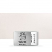 Winsor & Newton : Professional Watercolour Paint : Full Pan : Chinese White