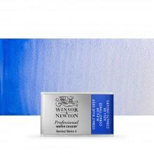 Winsor & Newton : Professional Watercolour : Full Pan : Cobalt Blue Deep