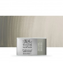 Winsor & Newton : Professional Watercolour Paint : Full Pan : Davys Grey