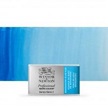 Winsor & Newton : Professional Watercolour Paint : Full Pan : Manganese Blue Hue
