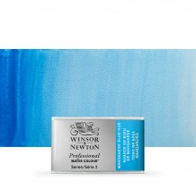 Winsor & Newton : Professional Watercolour : Full Pan : Manganese Blue Hue