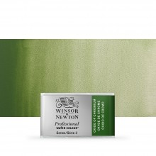 Winsor & Newton : Professional Watercolour Paint : Full Pan : Oxide Of Chromium