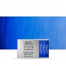 Winsor & Newton : Professional Watercolour : Full Pan : Ultramarine (Green Shade)