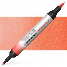 Winsor & Newton : Watercolour Marker : Cadmium Red Hue