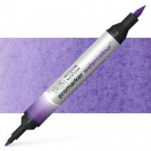 Winsor and Newton : Watercolour Marker : Dioxazine Violet