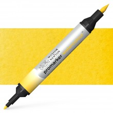 Winsor and Newton : Watercolour Marker : Gamboge Hue