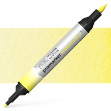 Winsor and Newton : Watercolour Marker : Lemon Yellow Hue