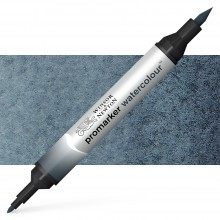 Winsor and Newton : Watercolour Marker : Payne's Gray