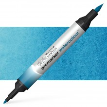 Winsor and Newton : Watercolour Marker : Turquoise