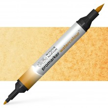 Winsor & Newton : Watercolour Marker : Yellow Ochre