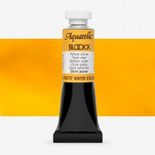Blockx : Watercolour Paint : 15ml : Yellow Ochre
