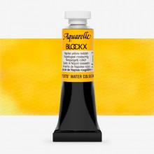 Blockx : Watercolour Paint : 15ml : Naples Yellow Reddish