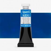 Blockx : Watercolour Paint : 15ml : Primary Blue