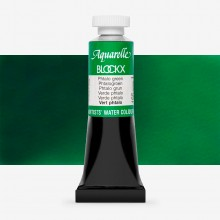 Blockx : Watercolour Paint : 15ml : Pthalo Green