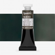 Blockx : Watercolour Paint : 15ml : Ivory Black